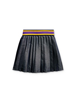 Ralph Lauren - Girls' Pleated Twill Skirt - Big Kid
