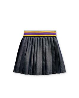 Ralph Lauren - Girls' Pleated Twill Skirt - Big Kid