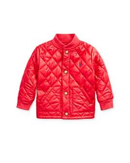 Ralph Lauren - Boys' Water-Repellent Quilted Jacket - Baby