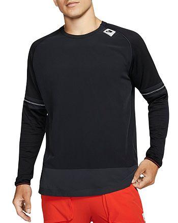 Nike - Wild Run Mid-Layer Long-Sleeve Tee