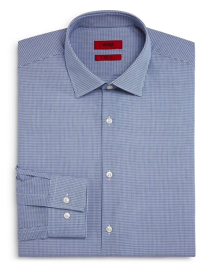 HUGO - Kenno Slim Fit Dress Shirt