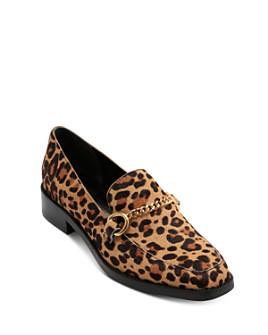 Dolce Vita - Women's Gilian Leopard-Print Loafers