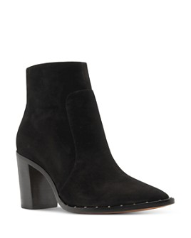 SCHUTZ - Women's Patty Studded Ankle Boots