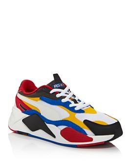 PUMA - Men's RS-X3 Cube Sneakers