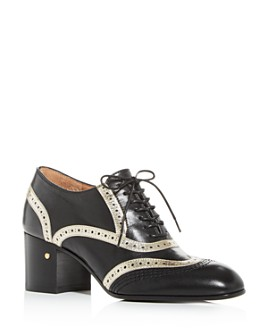 Laurence Dacade - Women's Brogue Booties