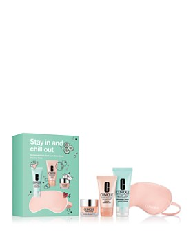 Clinique - Stay In and Chill Out Gift Set ($40 value)
