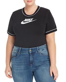 Nike Plus - Logo-Tee Bodysuit