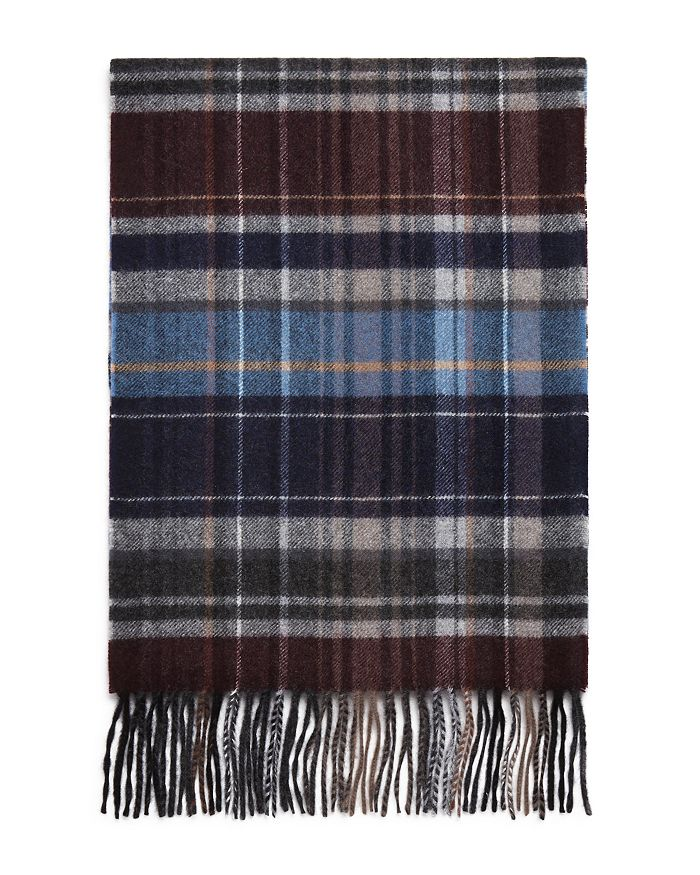 The Men's Store at Bloomingdale's - Plaid Cashmere Scarf - 100% Exclusive