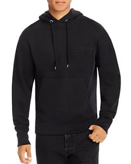Helmut Lang - Logo Hooded Sweatshirt