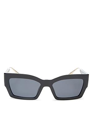 Dior Women\\\'s CatStyleDior2 Square Sunglasses, 54mm-Jewelry & Accessories