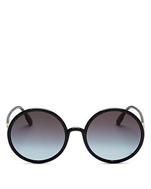 Dior Women's SoStellaire3 Round Sunglasses, 59mm
