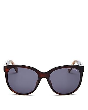 Marc Jacobs Women\\\'s Round Sunglasses, 55mm