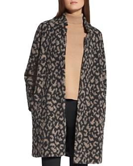 BASLER - Animal-Print Coat