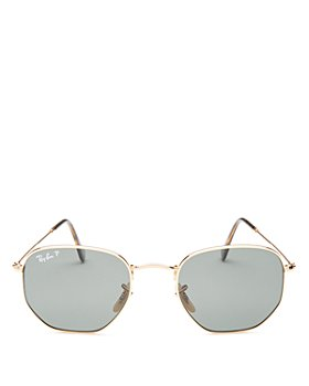 Ray-Ban - Unisex Icons Polarized Hexagonal Sunglasses