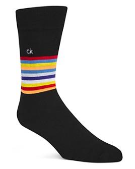 Calvin Klein - Lux Crew Socks