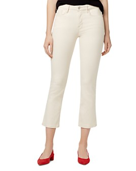 Sanctuary - Connector Kick Flare Jeans in Moonstone