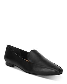 Via Spiga - Women's Aylee Leather Loafers