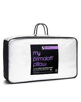 Bloomingdale's - My Primaloft Asthma & Allergy Friendly Down Alternative Pillow- 100% Exclusive
