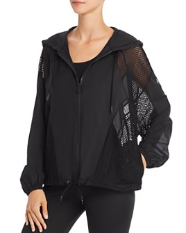 Alo Yoga - Feature Mesh-Panel Jacket