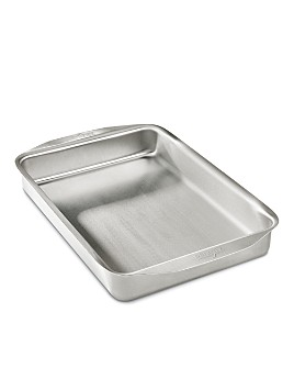 "All-Clad - D3 Stainless Ovenware 9"" x 13"" Baking Pan"