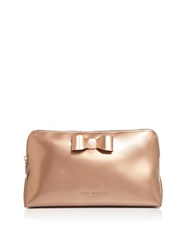 Ted Baker - Vanitee Bow Cosmetics Case