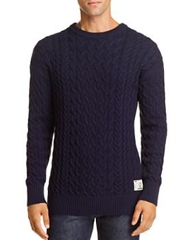 Scotch & Soda - Wool-Blend Classic Fit Sweater