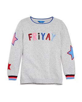 Joules - Girls' Miranda Friyay Sweater - Little Kid, Big Kid