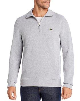 Lacoste - Quarter-Zip Classic Fit Sweater