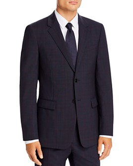Theory - Chambers Plaid Slim Fit Suit Jacket - 100% Exclusive
