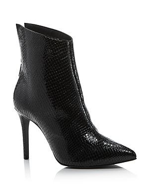 Aqua Women's Hendrix High-Heel Booties - 100% Exclusive