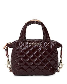 MZ WALLACE - Sutton Micro Lacquer Bag