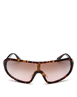 Miu Miu Women\\\'s Shield Sunglasses, 156mm-Jewelry & Accessories