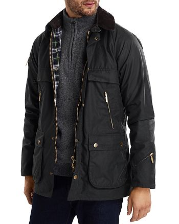 Barbour - Icons Bedale Waxed Jacket