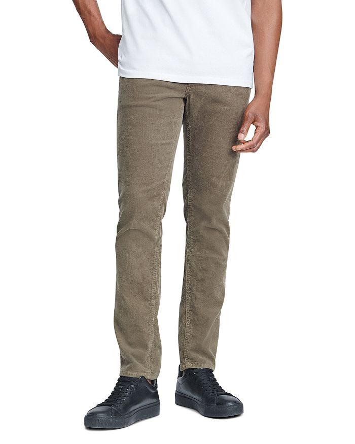 rag & bone - Fit 2 Slim Fit Corduroy Pants in Army