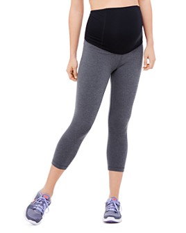 Ingrid & Isabel - Maternity Active Cropped Leggings