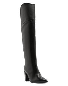 SCHUTZ - Women's Anaisha Over-the-Knee Boots