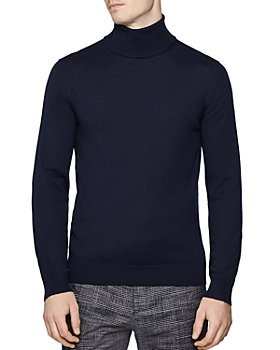 REISS - Caine Rollneck Wool Sweater