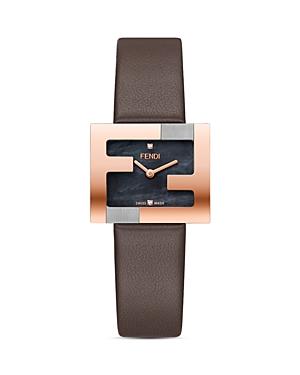 Fendi Fendimania Watch, 24mm x 20mm