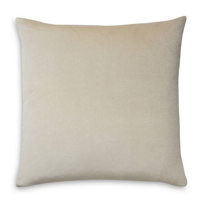 "SFERRA - Velluto Velvet Decorative Pillow, 20"" x 20"""