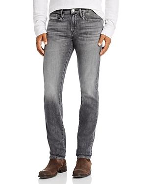 Frame Jeans L'HOMME SLIM FIT JEANS IN NOAH