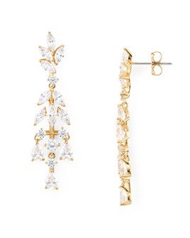 Nadri - Astor Floral Chandelier Earrings