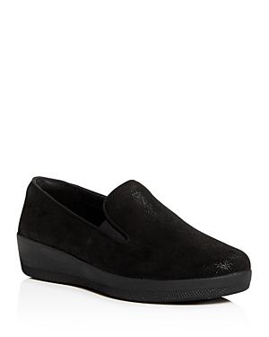 FitFlop Women\\\'s Superskate Slip-On Sneakers