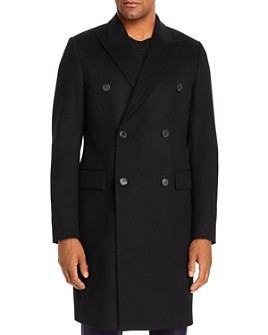 Paul Smith - Wool & Cashmere Double-Breasted Topcoat