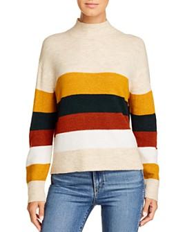 BeachLunchLounge - Portia Striped Sweater