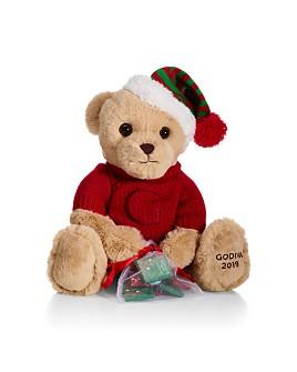 Godiva® - Limited Edition 2019 Holiday Plush Bear