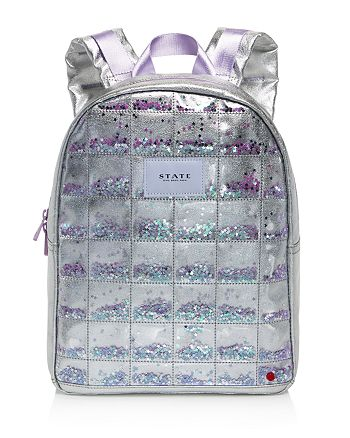 STATE - Girls' Kane Confetti Mini Backpack