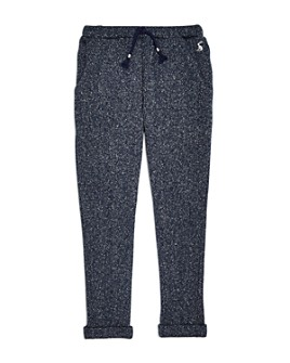 Joules - Girls' Sparkle Jogger Pants - Little Kid, Big Kid