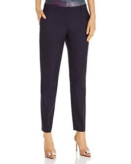 BOSS - Tiluna Checked Slim Pants