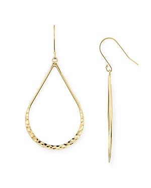 Argento Vivo Teardrop Earrings in 18K Gold-Plated Sterling Silver-Jewelry & Accessories