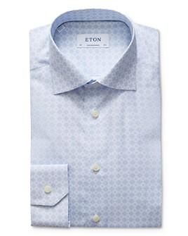 Eton - Medallion Regular Fit Dress Shirt